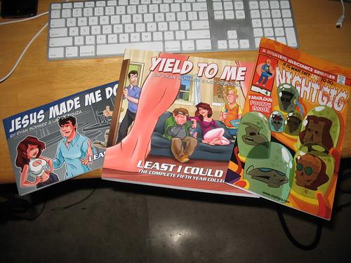 Stuff I Got at MegaCON