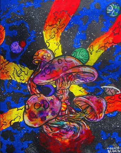 cosmic fungus