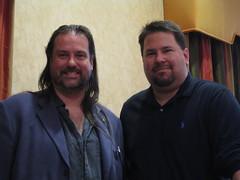 Chris Sherrod & Eric Louviere