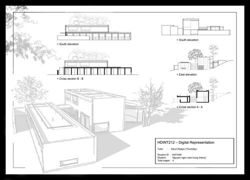 Koshino House Tadao Ando REVIT Architecture Pinterest – Koshino House Floor Plan