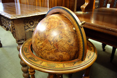 Globe on Flickr