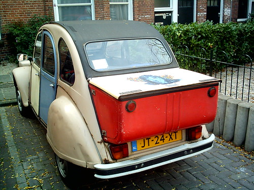 Amsterdam vehicle