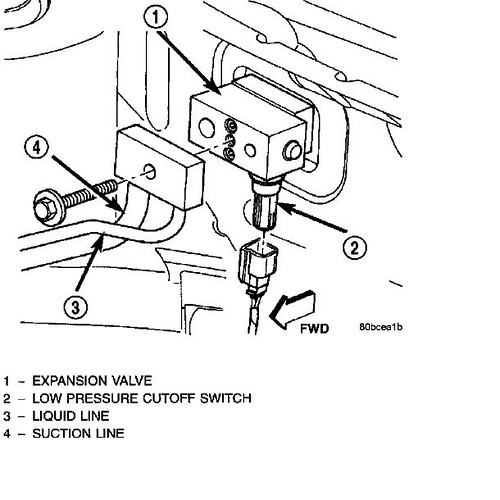 Automotive Air Conditioning Bulletin Board View topic 2000 – Dodge Neon Condenr Wiring