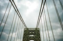 GW Bridge (Pete Malone) Tags: newyorkcity lomolca georgewashingtonbridge