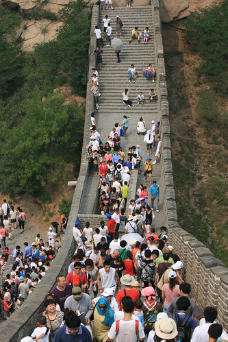 The Great Wall Of China por heathwalk.