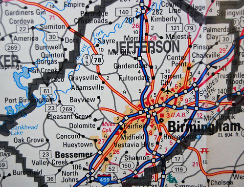 Jefferson County Map