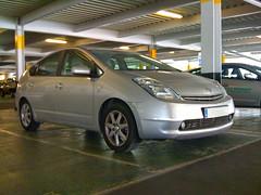 Our Toyota Prius
