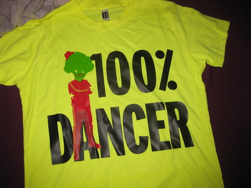 100% Dancer Broccoli