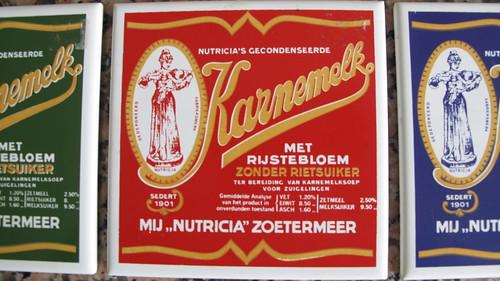 Buttermilk - Karnemilk hanging tiles