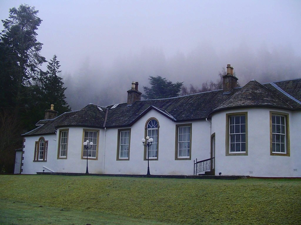 Foyer House Loch Ness : The world s best photos of boleskine and house flickr
