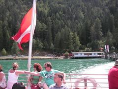 Seespitz südlichster Teil des Sees