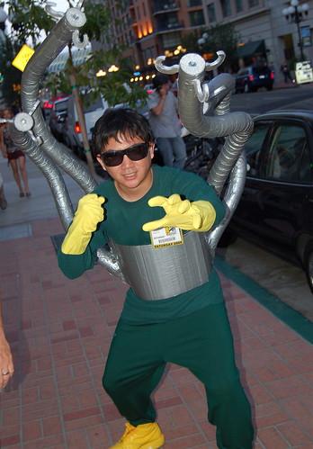 Comic Con 2009: Dr. Ock