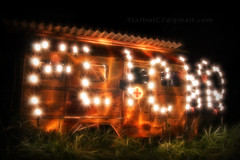 Hello Flickr ! (StafbulCZ) Tags: hello lightpainting flickr flash creative gettyimages helloflickr tamron1750f28 stevacek canoneos40d fractalius speedlite540ez stafbulcz jaroslavvondracek