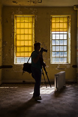 Capturing the Light (ETCphoto) Tags: michigan traversecity tacc statehospital 7292 gtcommons bldg50 beforeredevelopment traverseareacameraclub