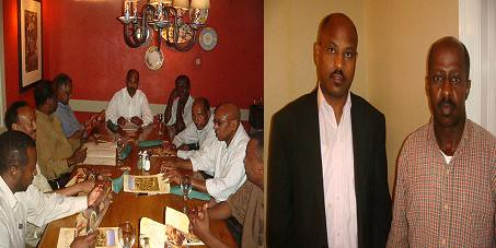 Dr Mohamed and Somaliland Comm Washington DC by you.