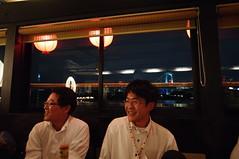 DG group Yakata-bune Summer Party 2009 (digitalbear) Tags: party summer japan tokyo pentax group 2009 tokyobay dg k7 digitalgarage yakatabune