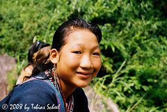 May (sntssche) Tags: people girl asia southeastasia leute menschen vietnam southeast dao minority mdchen sapa reddao earthasia worldtrekker indiochina