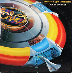 ELO (Electric Light Orchestra) - Out of the Blue (kevin dooley) Tags: light music art rock electric 33 album pop cover orchestra record elo popular 13 3333 rpm outoftheblue