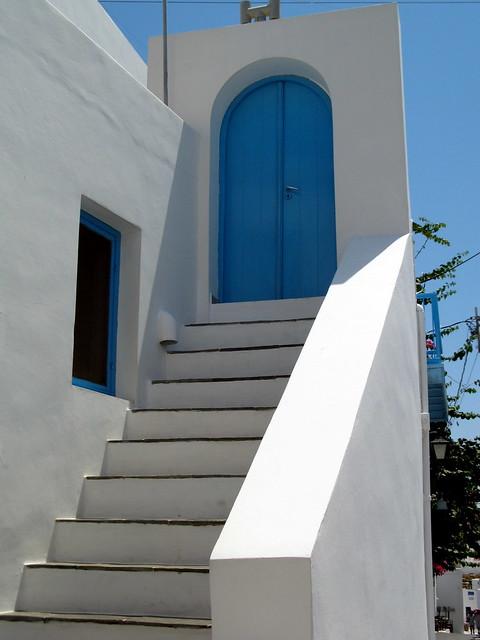 Doorstep to heaven