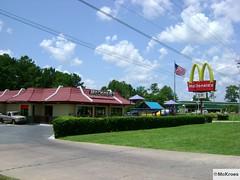 McDonald's DeFuniak Springs 2370 US Highway 331 South (USA)
