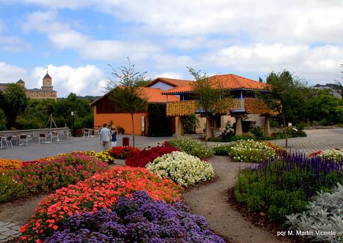 el tiempo, por si mismo: Jardín Botánico Atlántico de Gijón