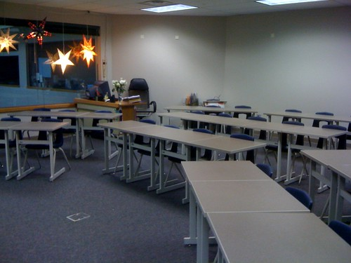 Stars and Desks