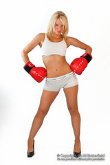 Boxer (Ian M Butterfield) Tags: people woman white game sexy sports girl sport lady female standing cutout hair person one 1 stand glamour women adult competition games whitebackground gloves blonde boxer recreation boxing adults youngwoman challenge challenges stands count boxingglove actions caucasian singular stood competitions boxinggloves modelrelease pugilism lateteens lightskin whiteperson
