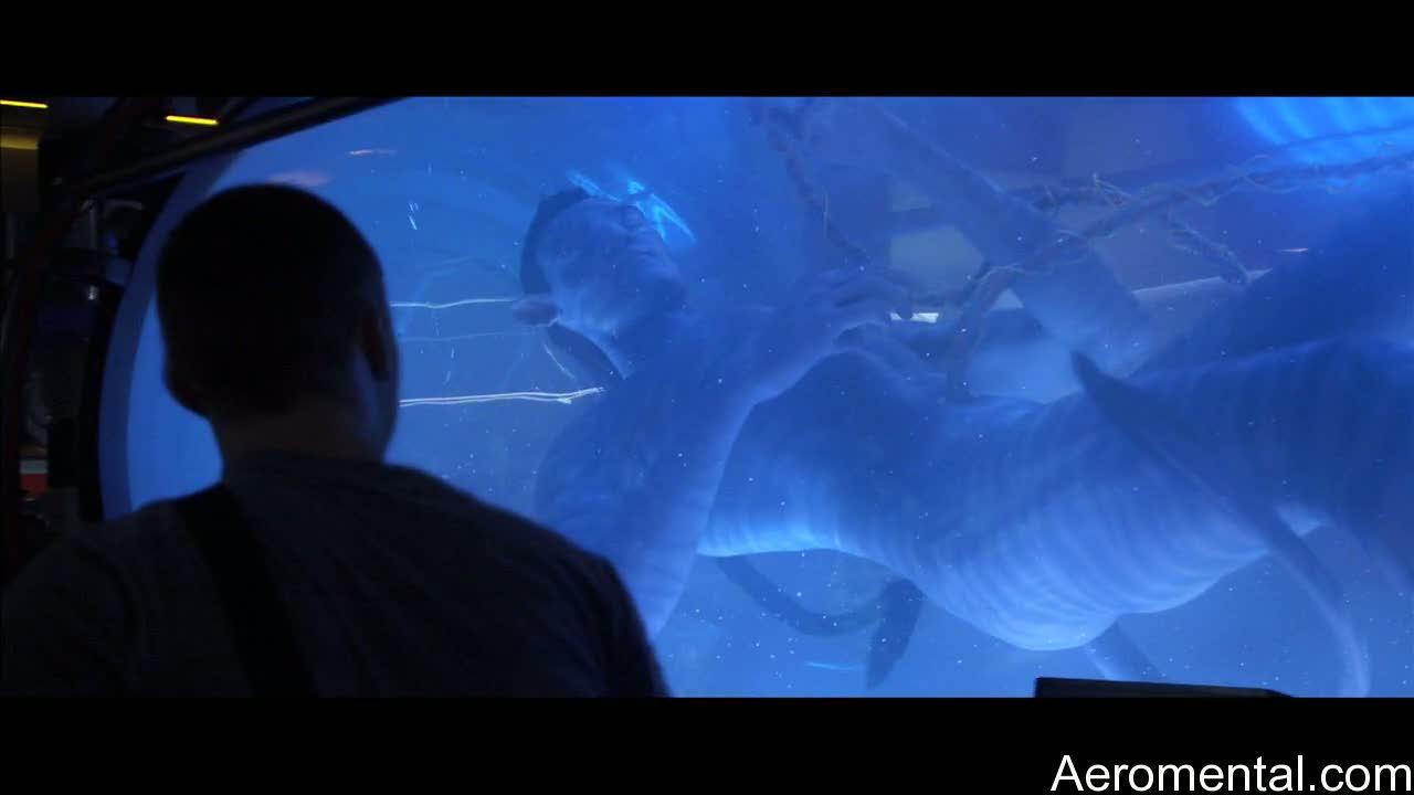 película Avatar capsula líquida