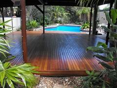 Decks piscina