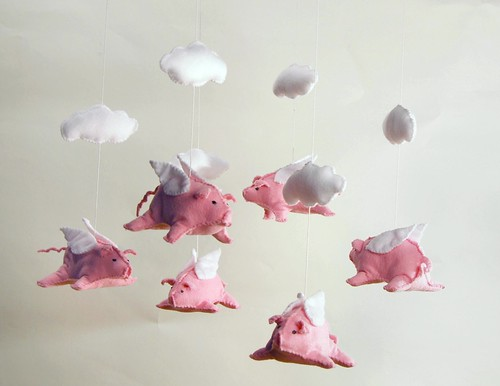 flying pigs by eleni creative.
