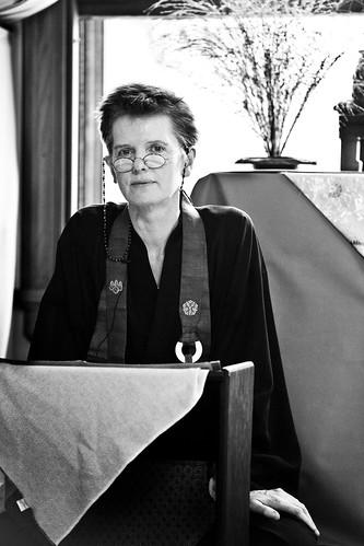 Sensei Barbara Joshin O'Hara