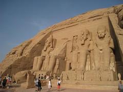 La Montaa Pura (versae) Tags: egypt egipto  abusimbel