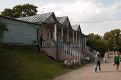 Russisches Holzhaus auf Suomenlinna (W***) Tags: insel gebäude geb gebude