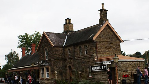 Highley Railway Station