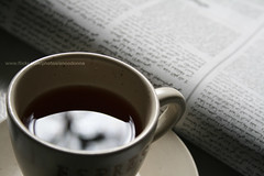 Good morning (ANOODONNA) Tags: morning coffee newspaper good goodmorning alrasheed alanood   flickrunitedaward anoodonna