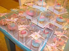 SWEET SUGAR - By Michelle Lanza - Cupcakes para Hotel Hyatt (SWEET SUGAR By Michelle Lanza) Tags: oficial sweetsugar lembrancinhas bolosdecorados cupcakesdecorados michellelanza atelierdoacar confeitariapersonalizada