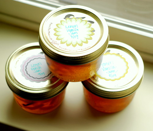 Labeled Jams