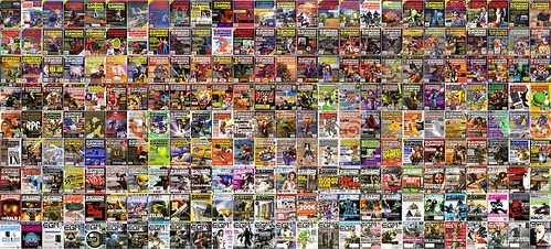 Electronic Gaming Monthy  1989 - 2009 (All Printed Issues)