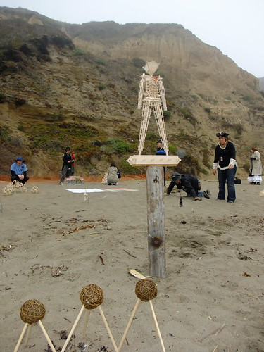 Balsa Man 2009. Baker Beach San Francisco. FREE 4
