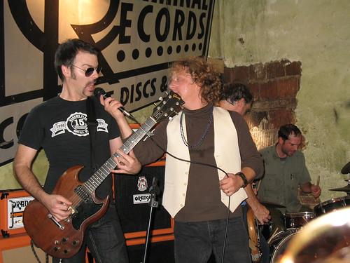 Go-Devils @ Criminal Records