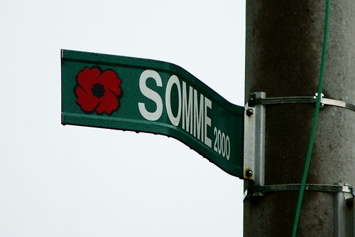 WWI & II Windsor Streets - Somme