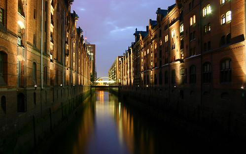 Hamburg Städtereise - Speicherstadt