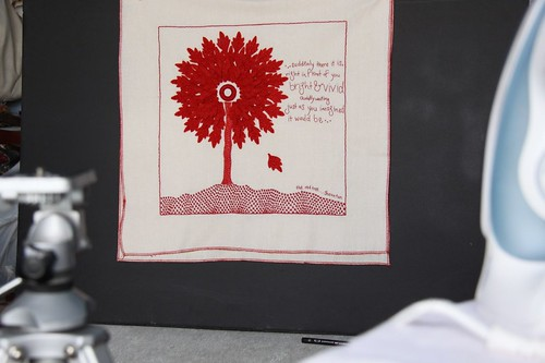 The Red Tree by Kelly Mitchell