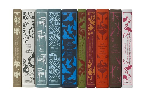 The second set of hardback classics