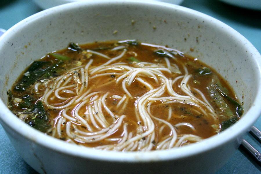 Chueotang, loach stew(5)