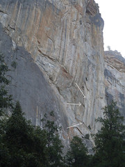 yosemite leaning tower our crap 2x (purefuckingmetal) Tags: climbing yosemite epic leaningtower