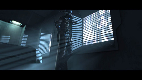 The notorious Cad Bane, in Friday nights premiere (TM & © 2009 Lucasfilm Ltd. All rights reserved.)
