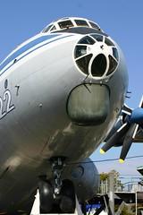 Antonov AN 22 - front (705547) Tags: 22 an turboprop speyer technikmuseum antonov an22 antonow frachtflugzeug