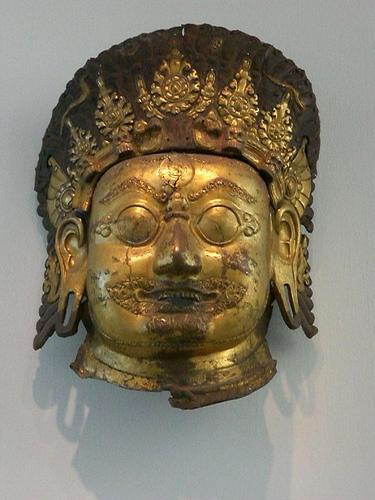 bhairava_mask