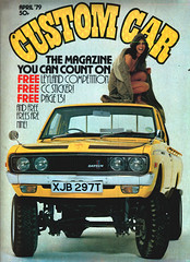 1978 Datsun 620 4wd conversion (Spottedlaurel) Tags: datsun 620 customcar bulletside